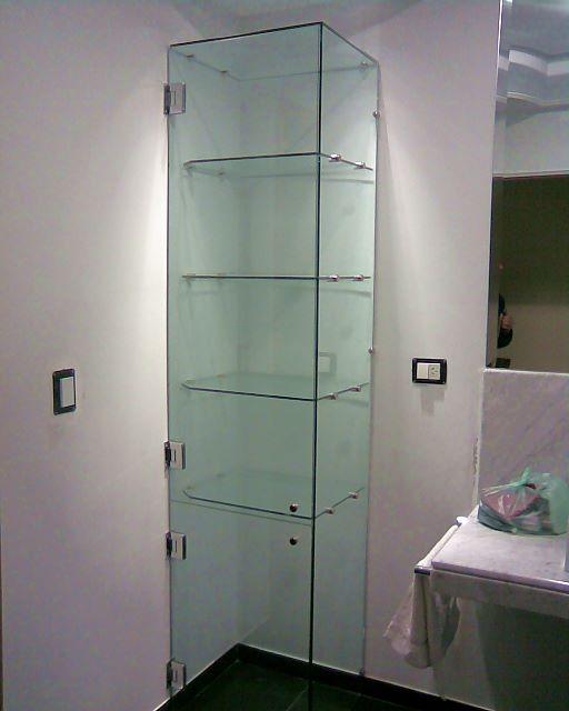 Muebles cuerpo de vidrio arenadora pasteur - Muebles de vidrio ...